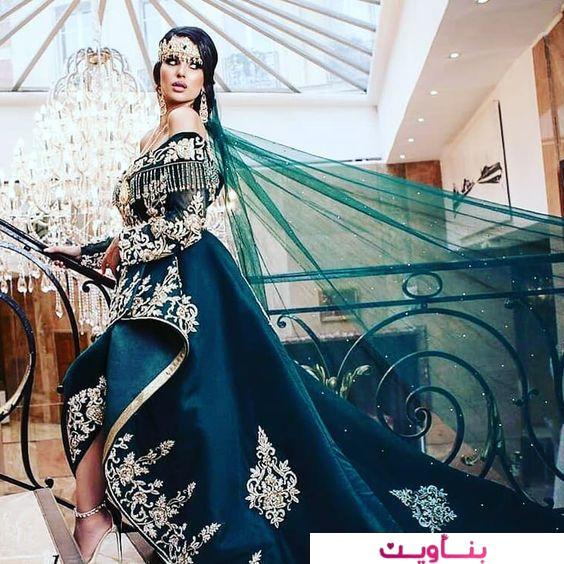 البسة تقليدية جزائرية للاعراس