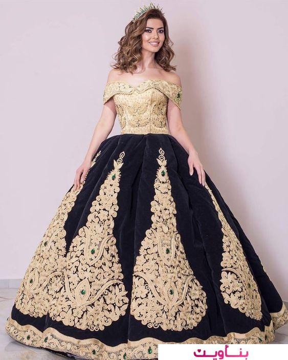 البسة جزائرية للاعراس