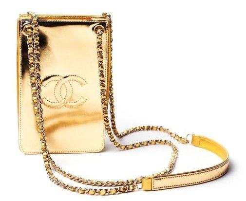 حقائب ذهبية حديثة