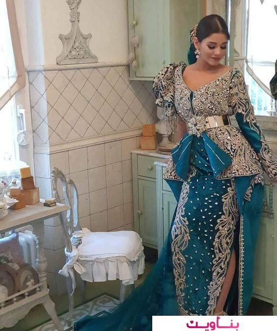 ملابس اعراس جزائرية للمراهقات
