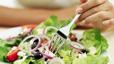 أفكار عشاء صحي سريع