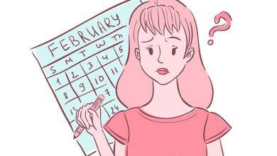 اسباب تاخر الدورة الشهرية للبنات عن موعدها