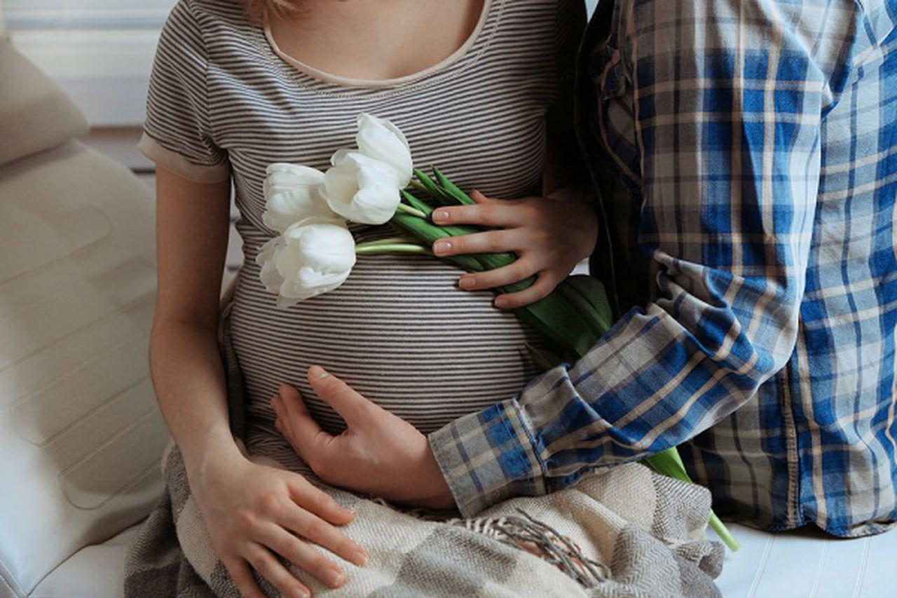 اعراض الحمل في الشهر الخامس ببنت