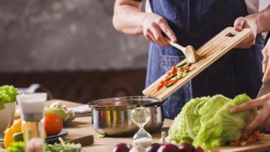 جدول اسبوعي للطبخ للمراة العاملة
