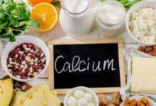 دوني الاحتياجات الغذائية من الكالسيوم للشخص البالغ