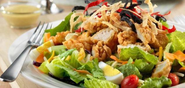 أفكارعشاء صحي سريع