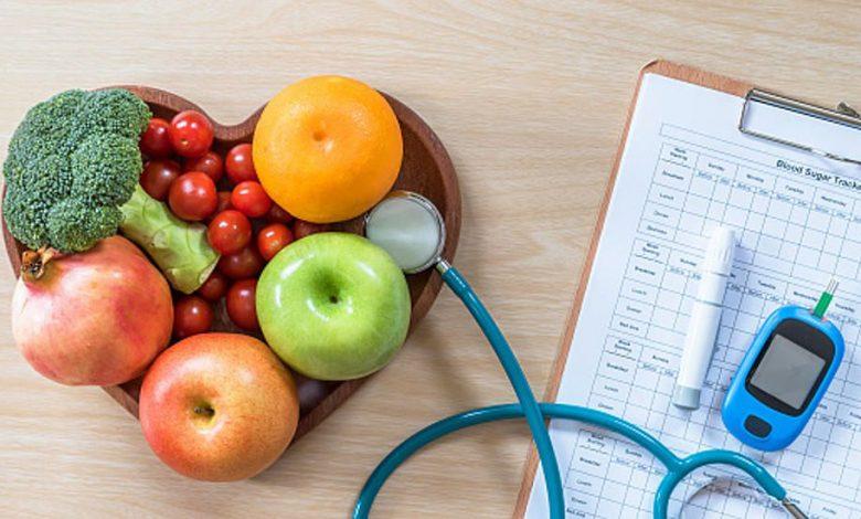 نظام غذائي لمرضى السكر لمدة اسبوع