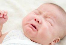 الامساك عند الرضع 6 شهور