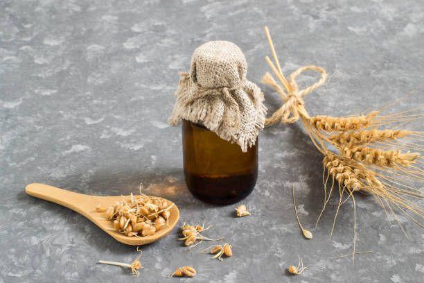 اهمية حبوب اجنة القمح في عملية التجميل