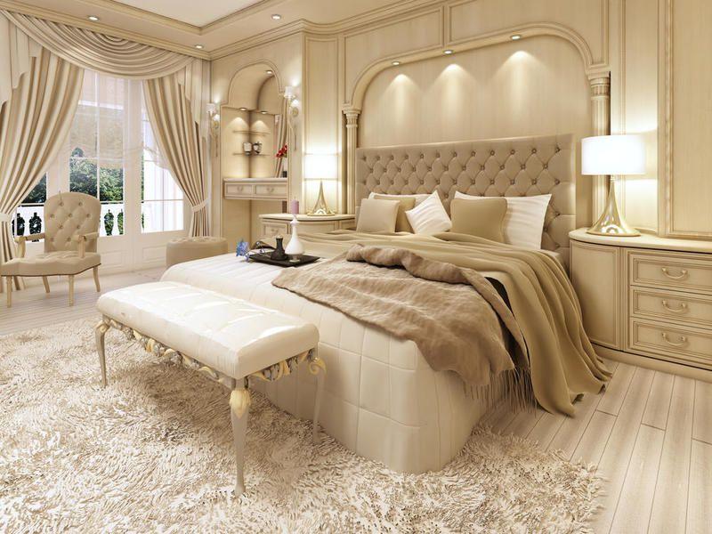 مكونات غرفة النوم