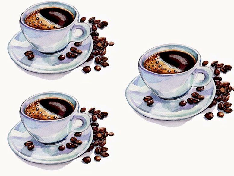اجمل سكرابز حبات قهوة عربية