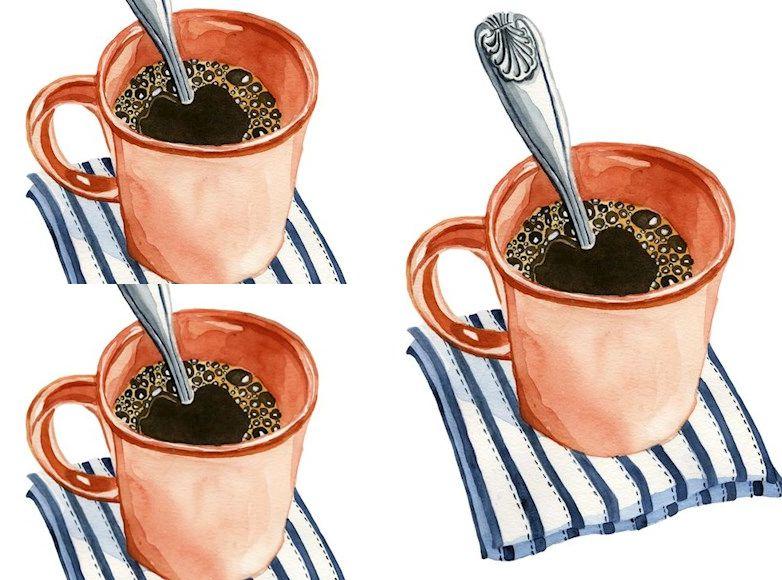 اجمل سكرابز قهوة عربية
