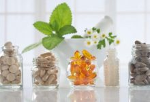 فيتامينات لعلاج تساقط الشعر
