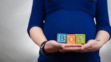 أعراض الحمل بولد الاكيدة في الشهر الثاني