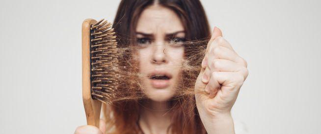 علاج سقوط الشعر