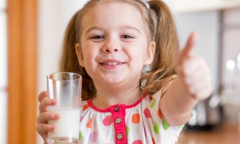حليب نيدو للاطفال